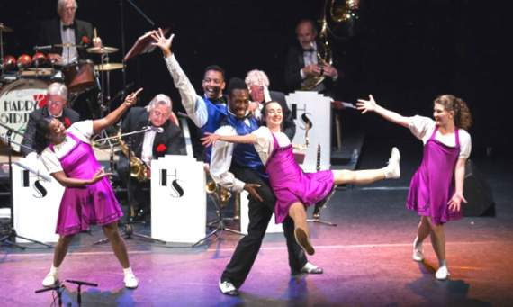 Swing along to the Hever Festival Theatre for a taste of New York's Cotton Club