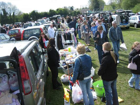 Bargains galore at Hayes boot fair on Sunday | News