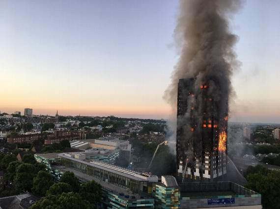 Grenfell tower fire: Fake 'victim' accused of trying to get cash, housing